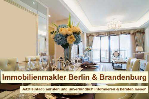 Immobilienmakler Berlin & Brandenburg